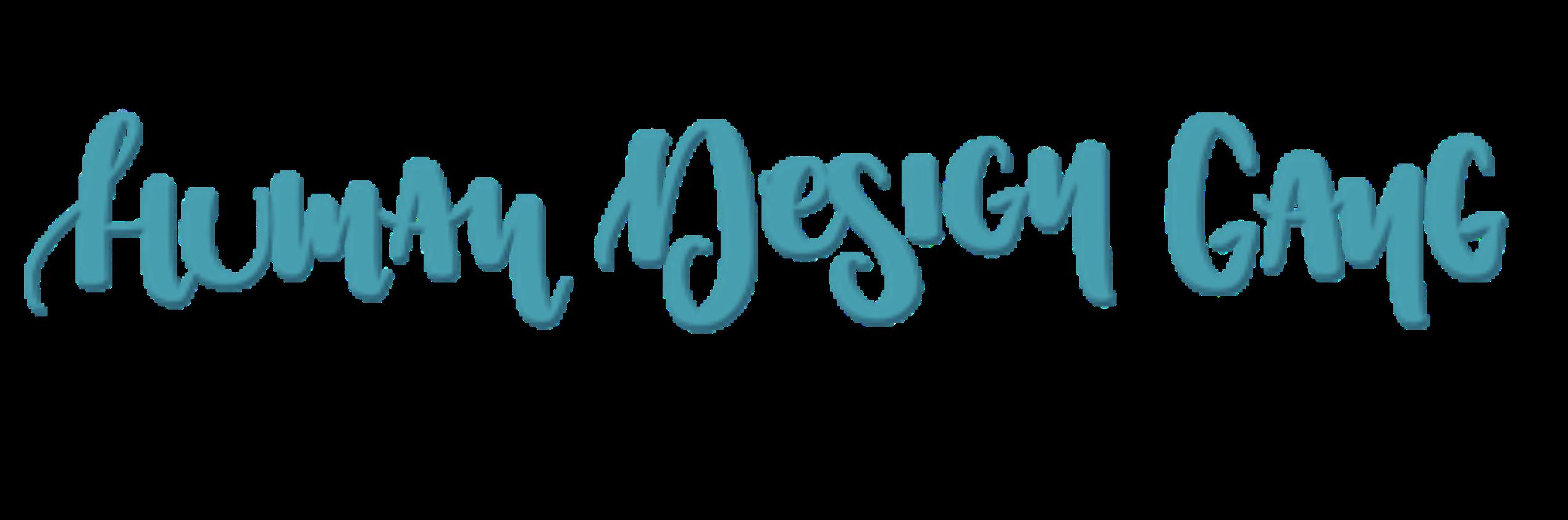 Human Design Gang